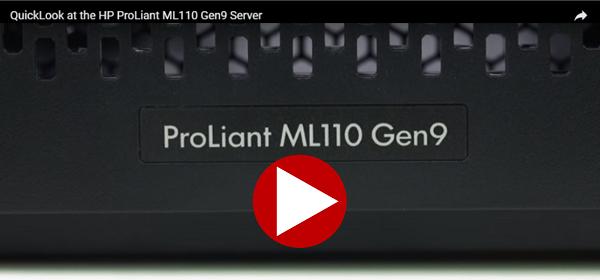 HP Proliant Gen9