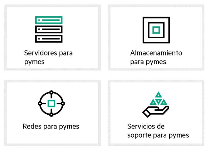 Soluciones de Infraestructura para las Pymes