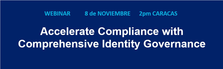 Acelere el cumplimiento con Gobernabilidad de Identidades- Grabación