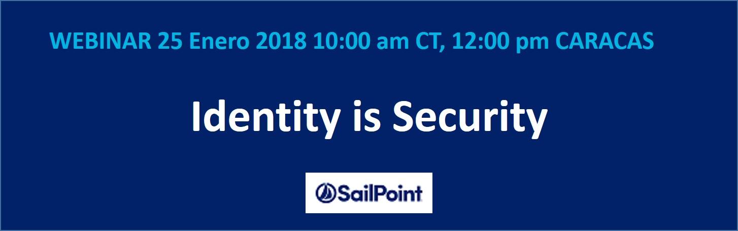 Identidades, su Seguridad (Grabación)