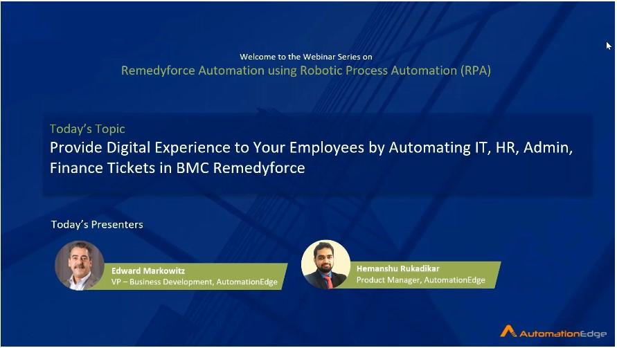 Mejore la experiencia digital con automatización