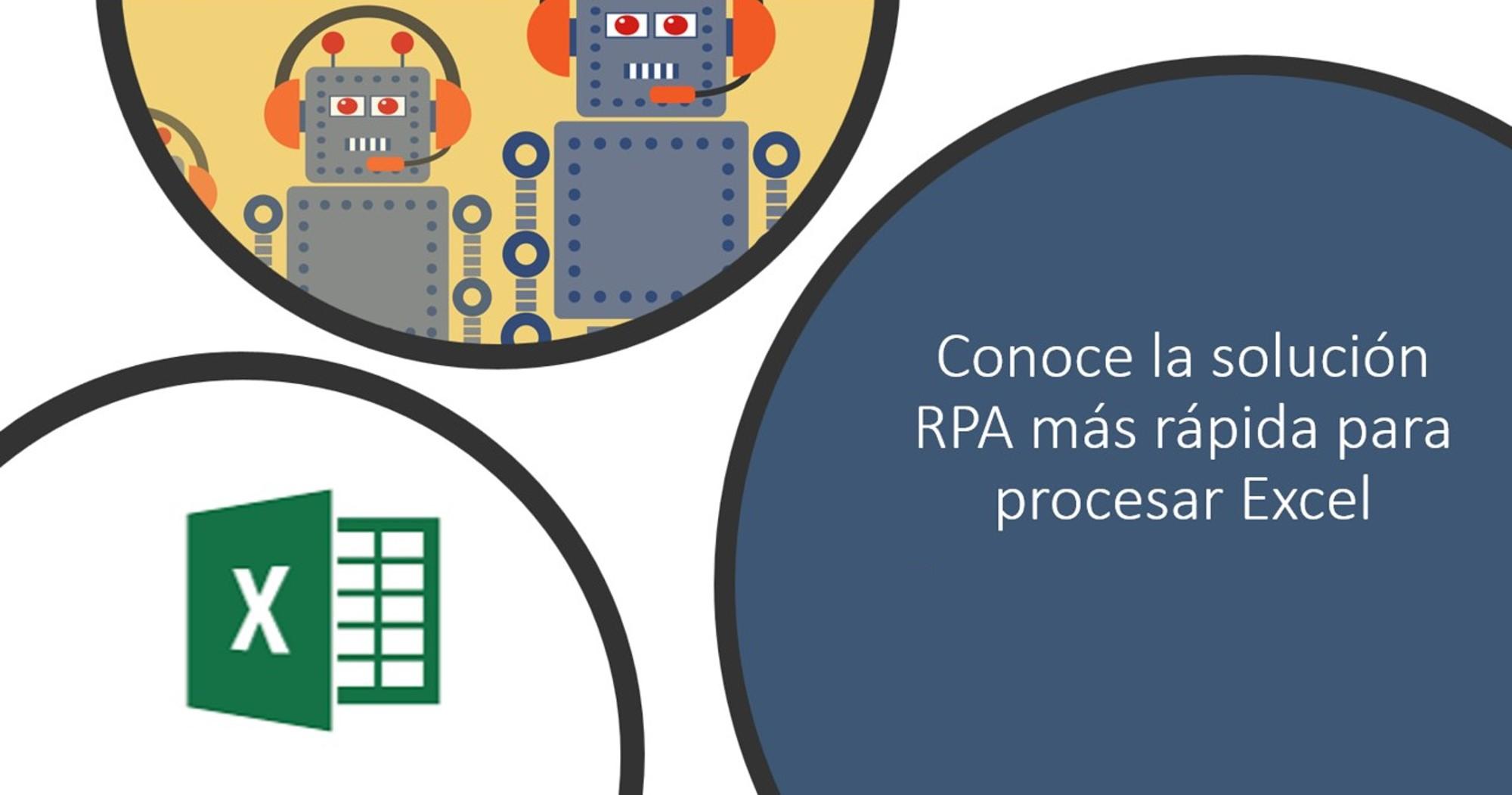 Automatización Robótica de Procesos (RPA) para Excel