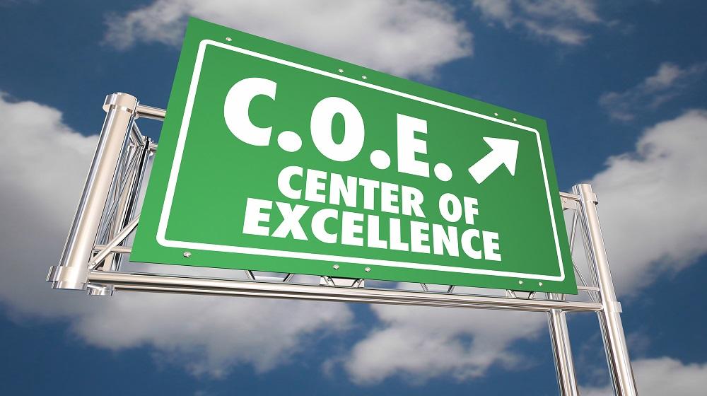 Centro de Excelencia (CoE) para la automatización