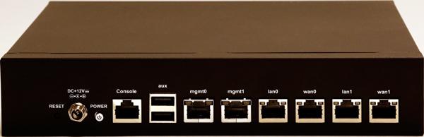 Router Silver Peak para redes híbridas