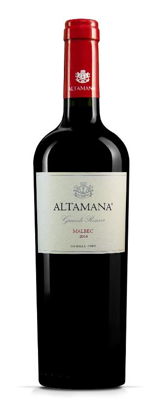 Altamana Grand Reserve - Artisan Malbec - Wine Club