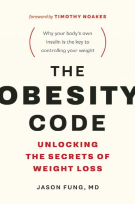 Jason Fung's book about obesity