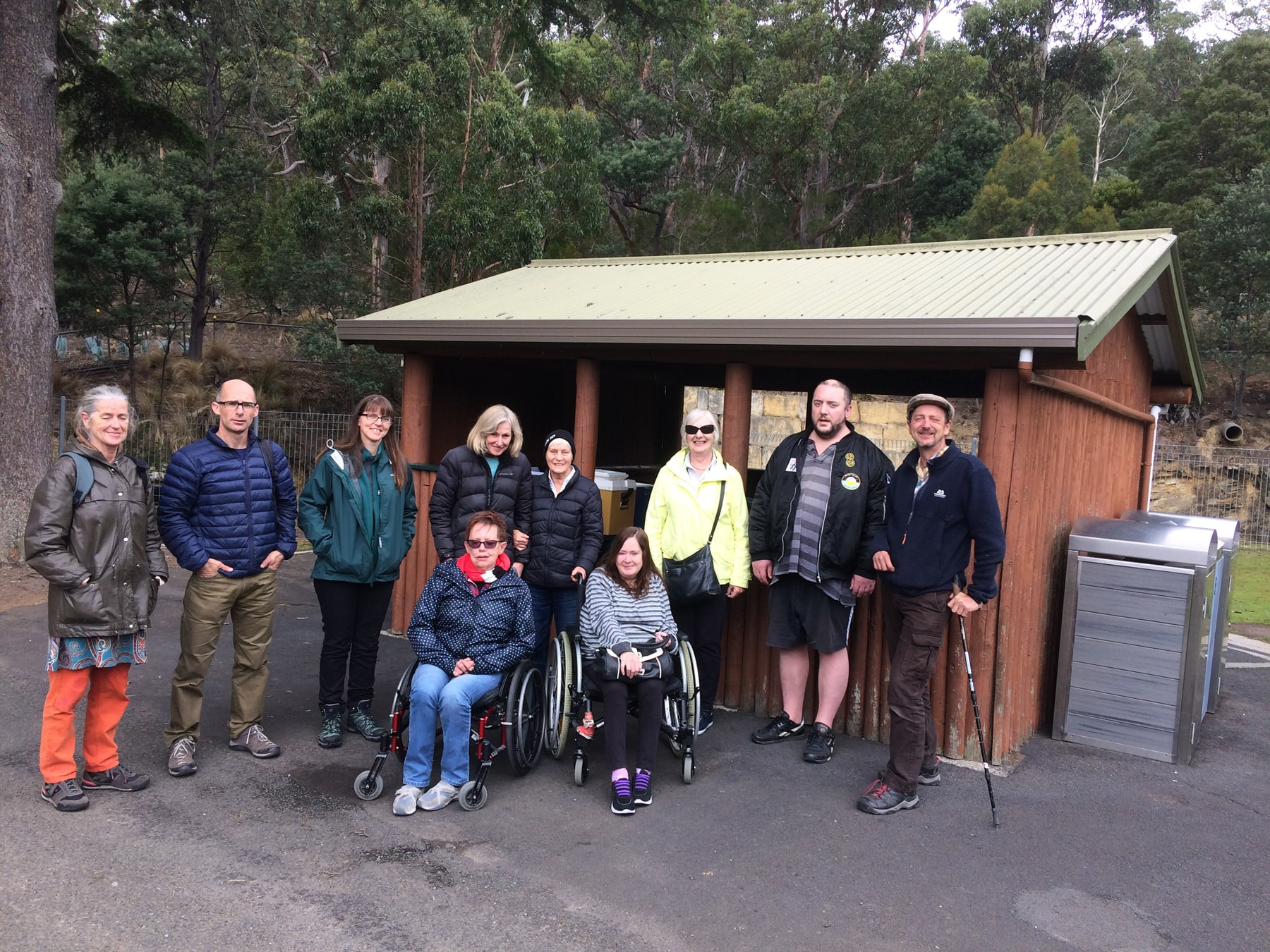 Waterworks Reserve Walk & Wheel