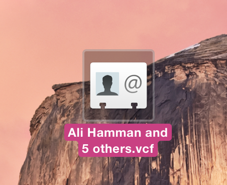 Import your contacts from Mac's Address Book to Outstand | Blog