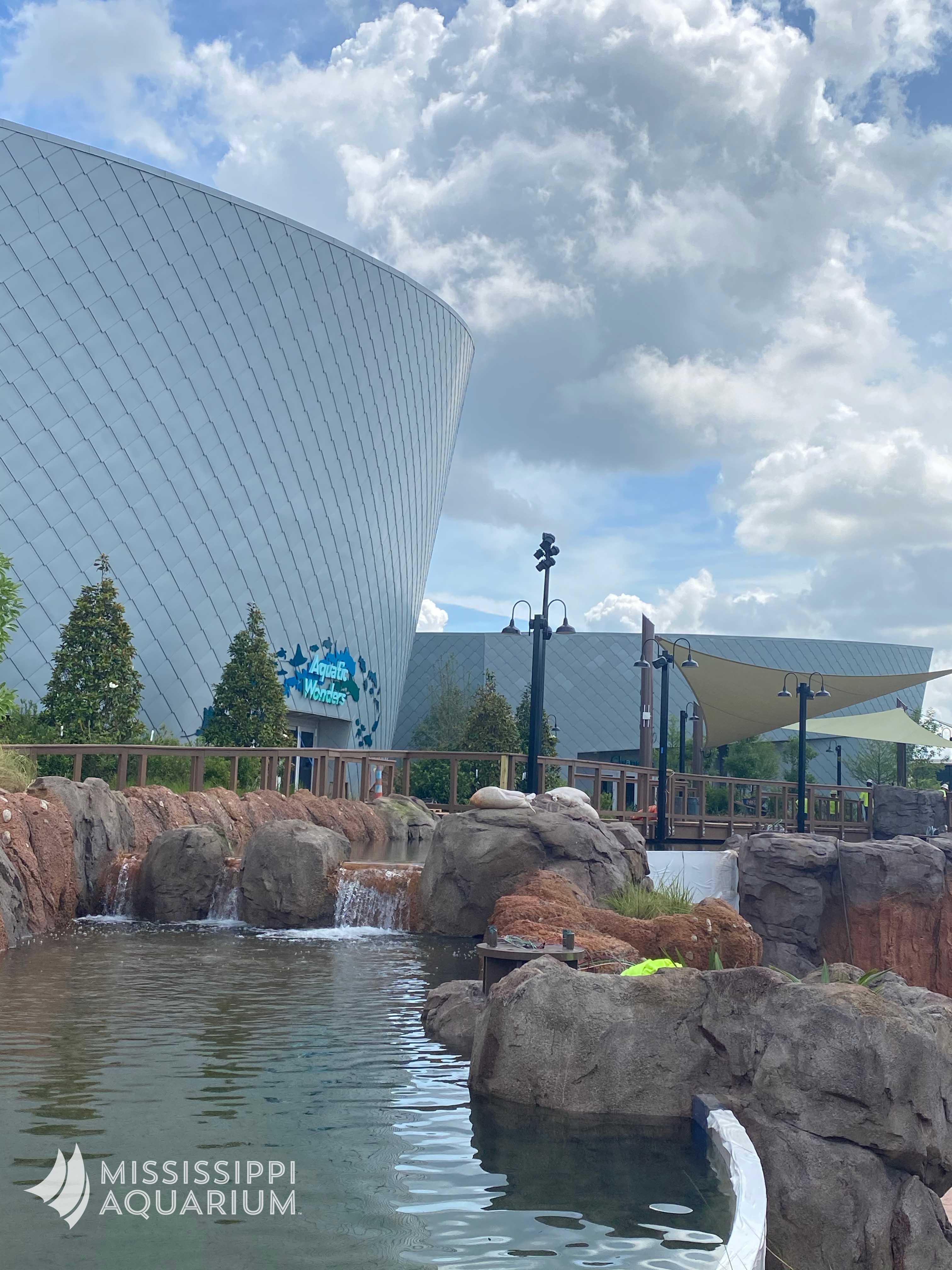 Mississippi Aquarium Aquatic Wonders