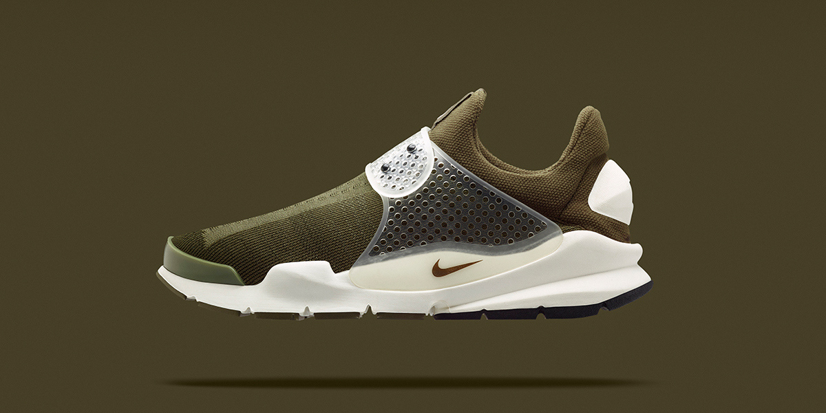 buy popular 57234 76f0c The History of the Nike Sock Dart