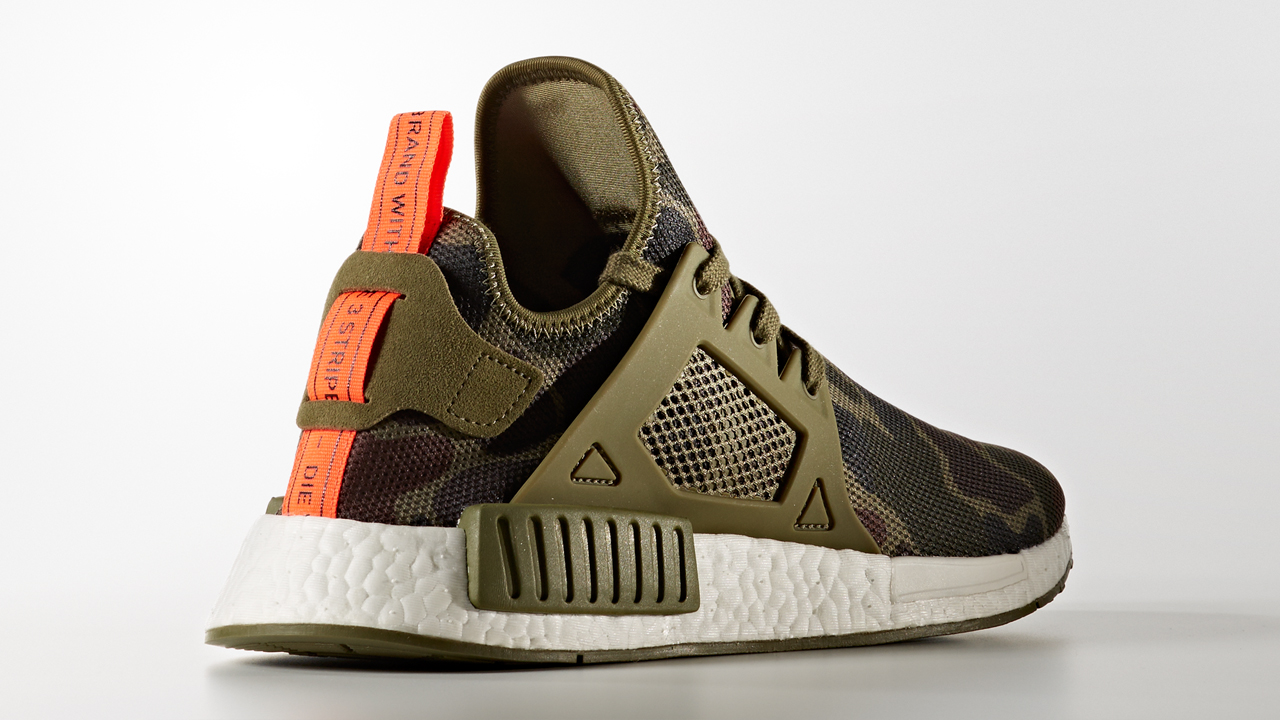 Athletic Shoes Adidas Nmd Xr1 Duck Camo