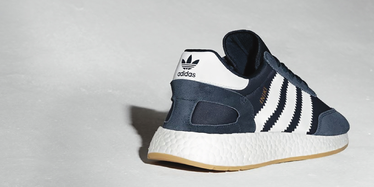 reputable site 9f93c b3ca1 The adidas Iniki Runner Brings the 70s Style to 2017