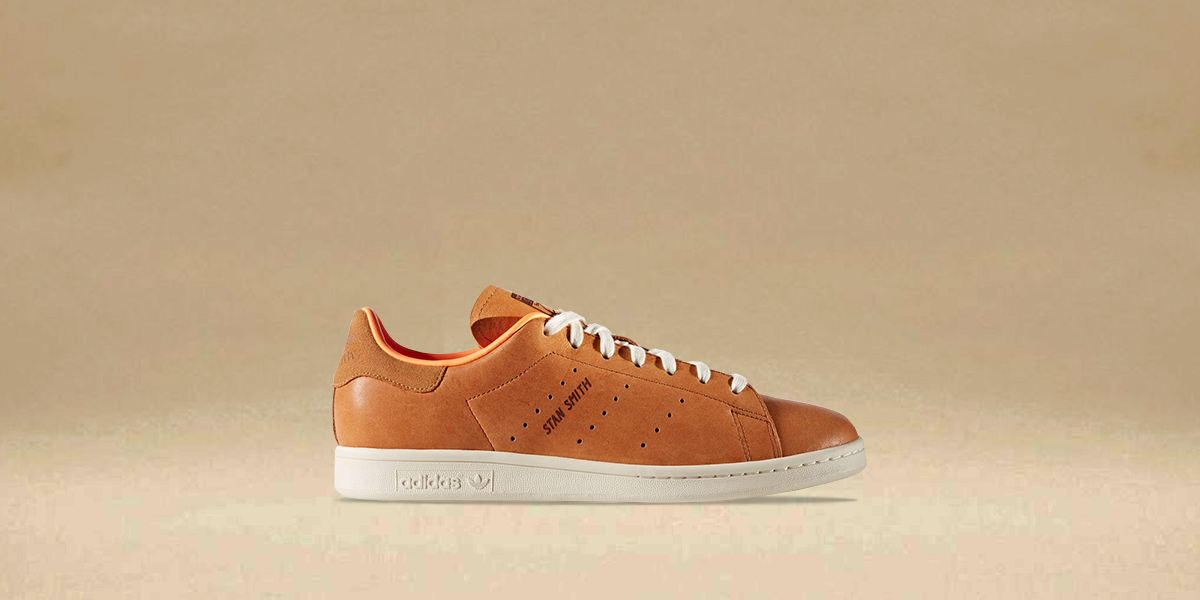 9c452d464d50 The Stan Smith Gets a Premium Brown Leather Makeover