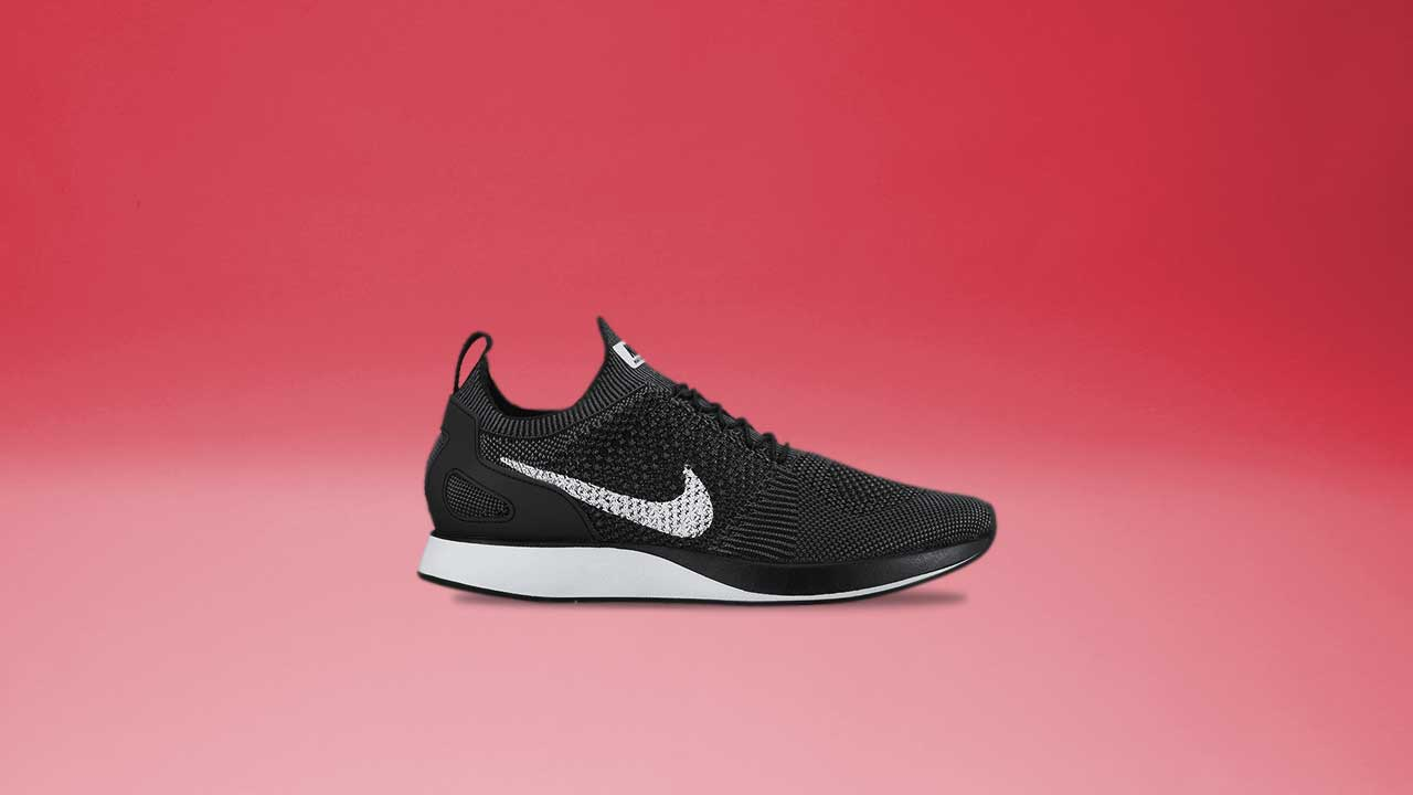 8d375ff45fca Air Zoom Mariah Flyknit Racer in Black White Dark Grey (Men s and Women s)