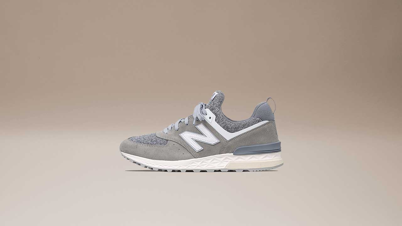 outlet store b906a b5302 New Balance 574S  Suede Textile  Comes in Natural Earth Tones