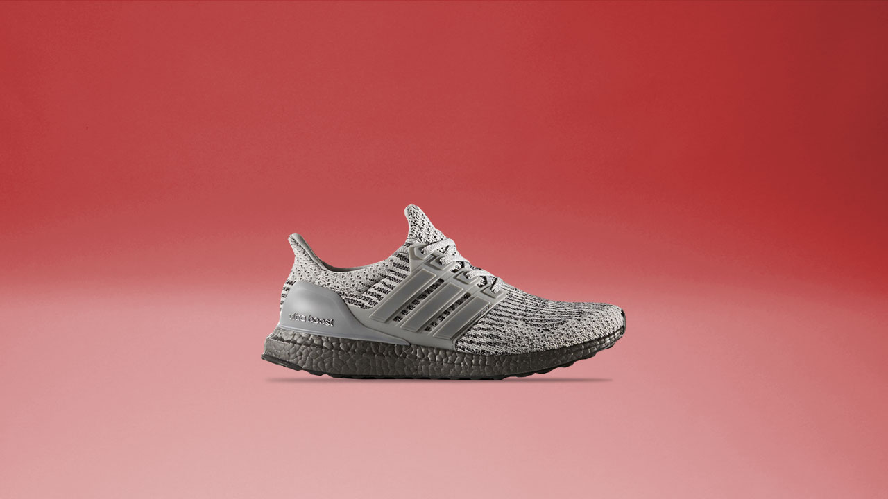 07d7f69cc4b The full-length boost arrives in dark grey accented by a black outsole.