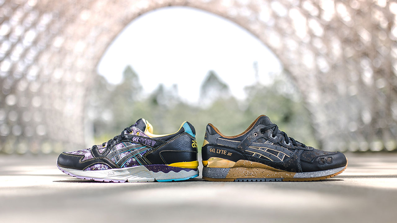 b029336a51cbb Limited Edt x Asics Tiger s Vanda Arrives in Kuro and Murasaki