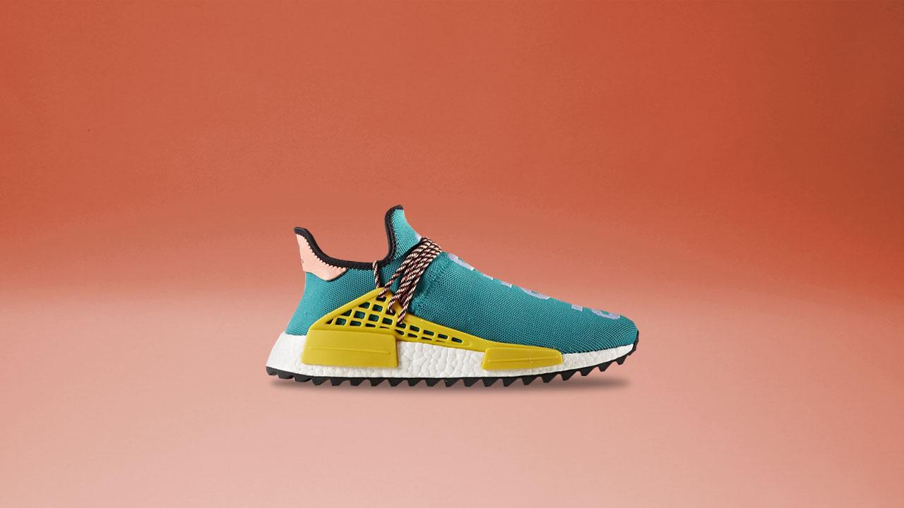 febbd2bda6ea9 Pharrell Williams x adidas NMD