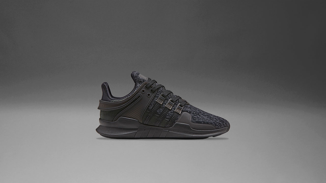 8d28a2fd26ed adidas Releases Three Triple Black EQT for Black Friday