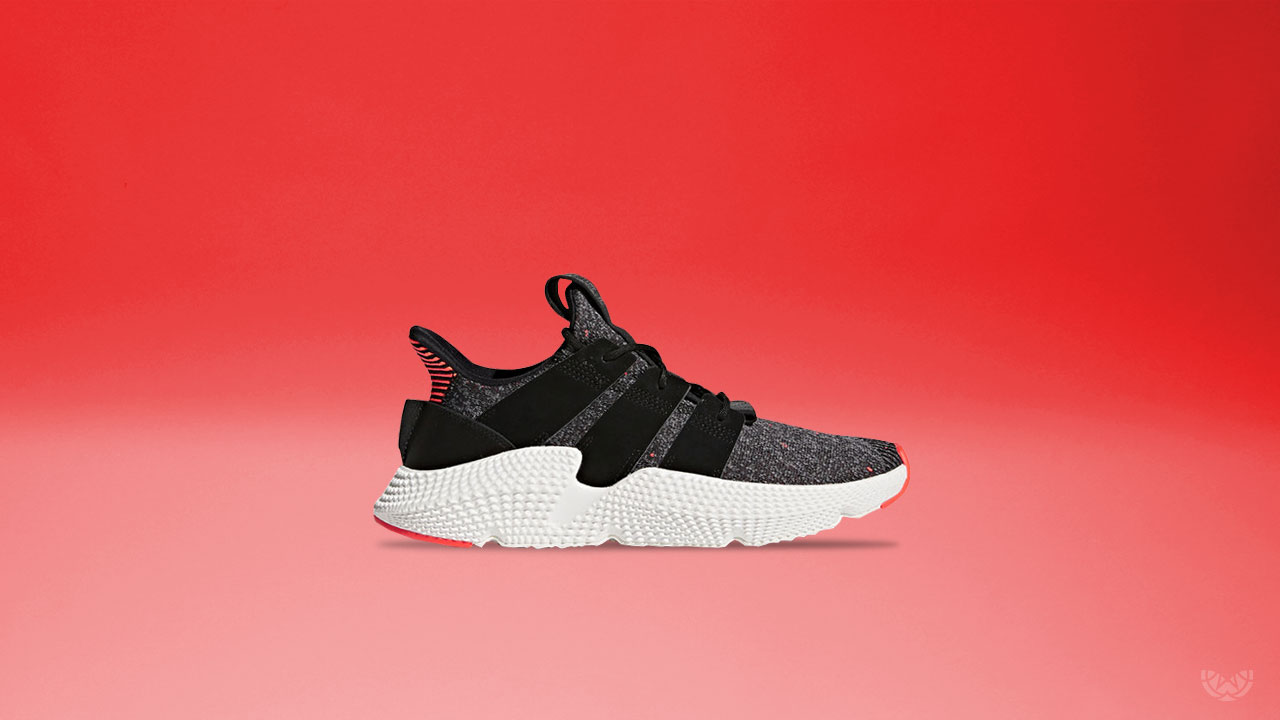 d2a7865776aa Prophere Marks A New Age for adidas