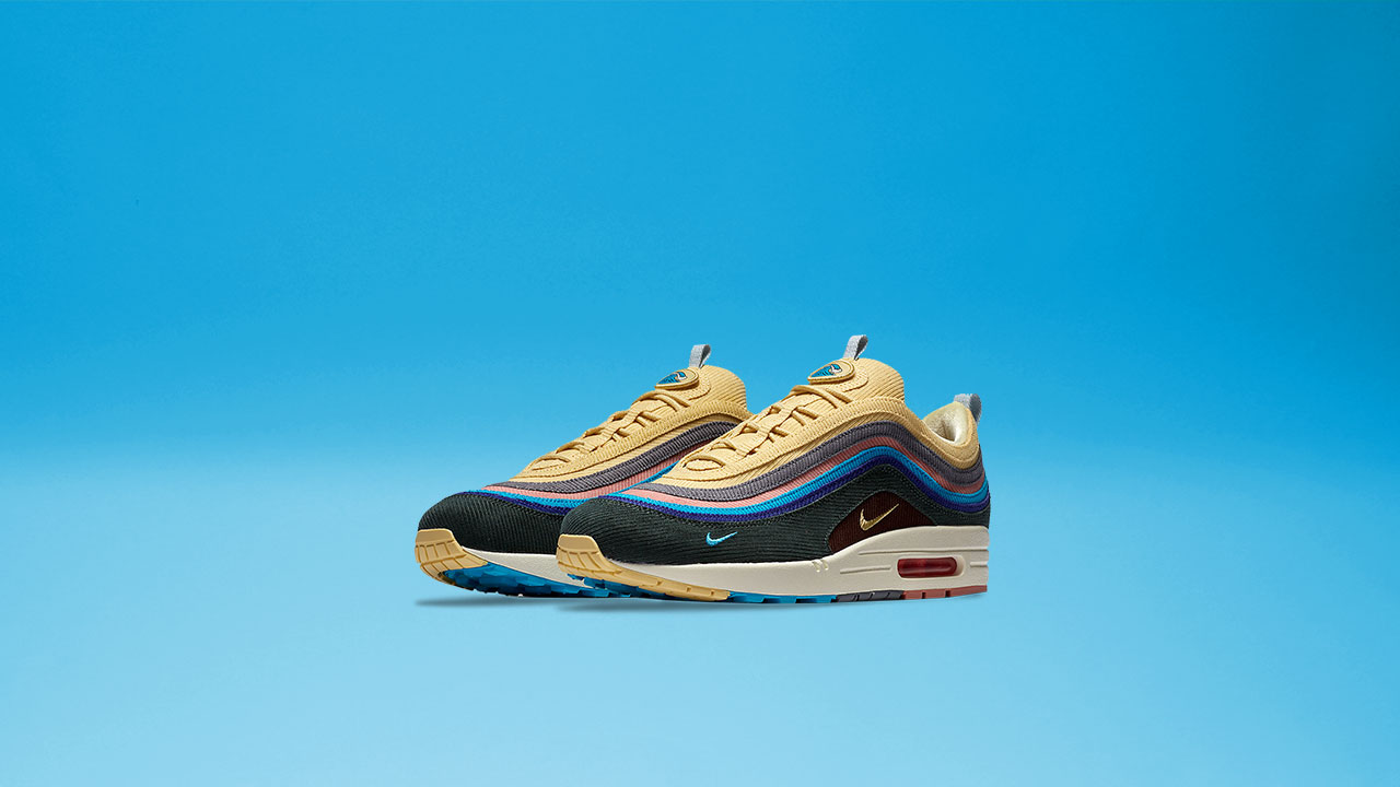 Sean Wotherspoon Nike Air Max 971 Sample Photos