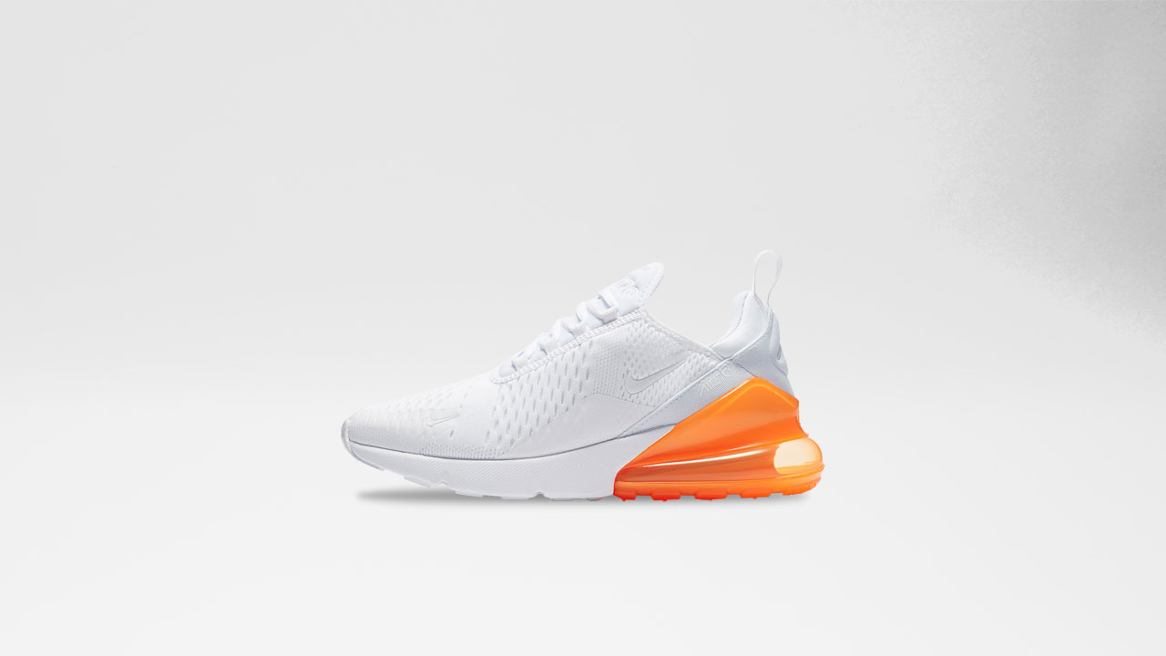 771205ba9b8 Feel light as air with the brand new Nike Air Max 270 now available across  all Sole Academy branches and online.