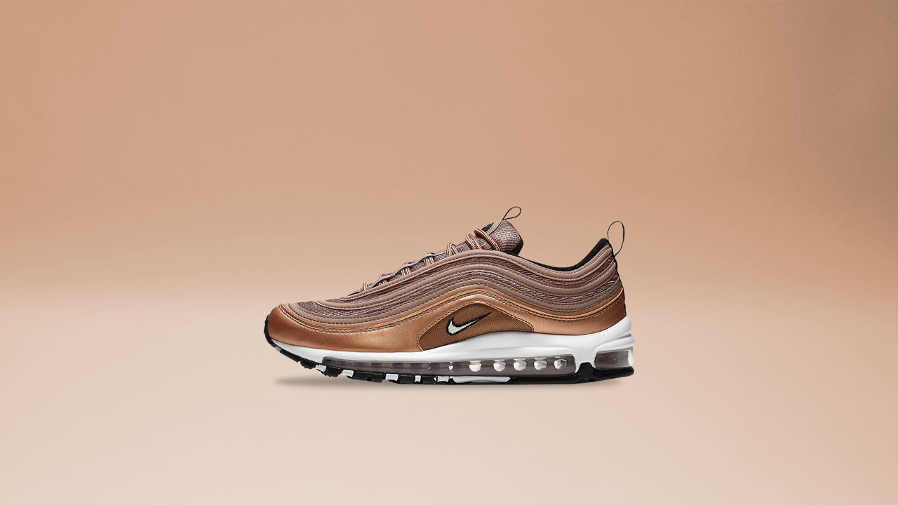 low priced 57cc3 e55f5 Catch the Nike Air Max 97 and Its Air Max Plus Hybrids this