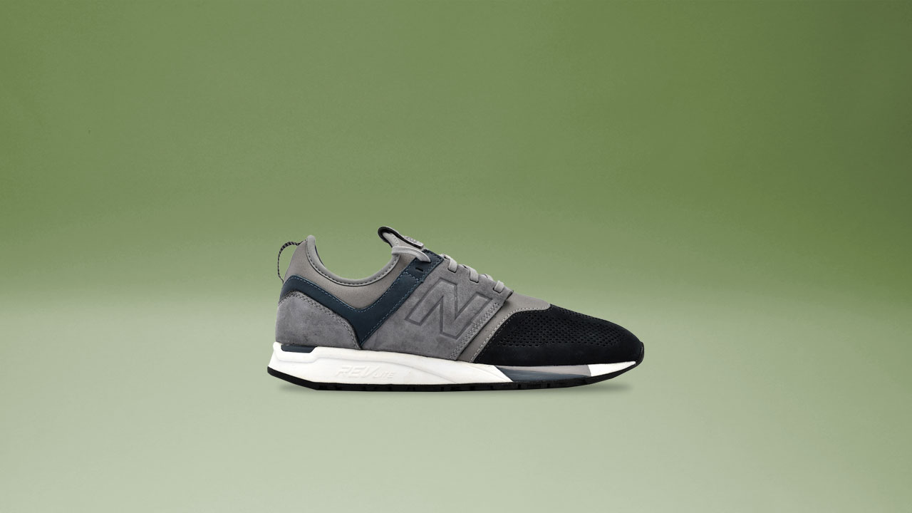 3367a8e3f9839 Clean and Crisp with New Balance 247 Luxe