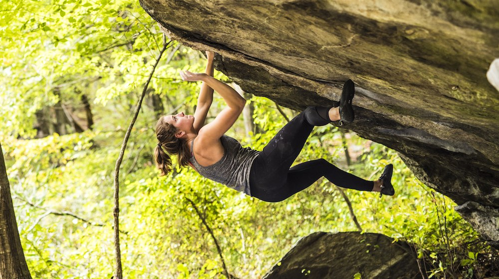 FrictionLabs Athlete Lucy Humphreys Rock Climbing