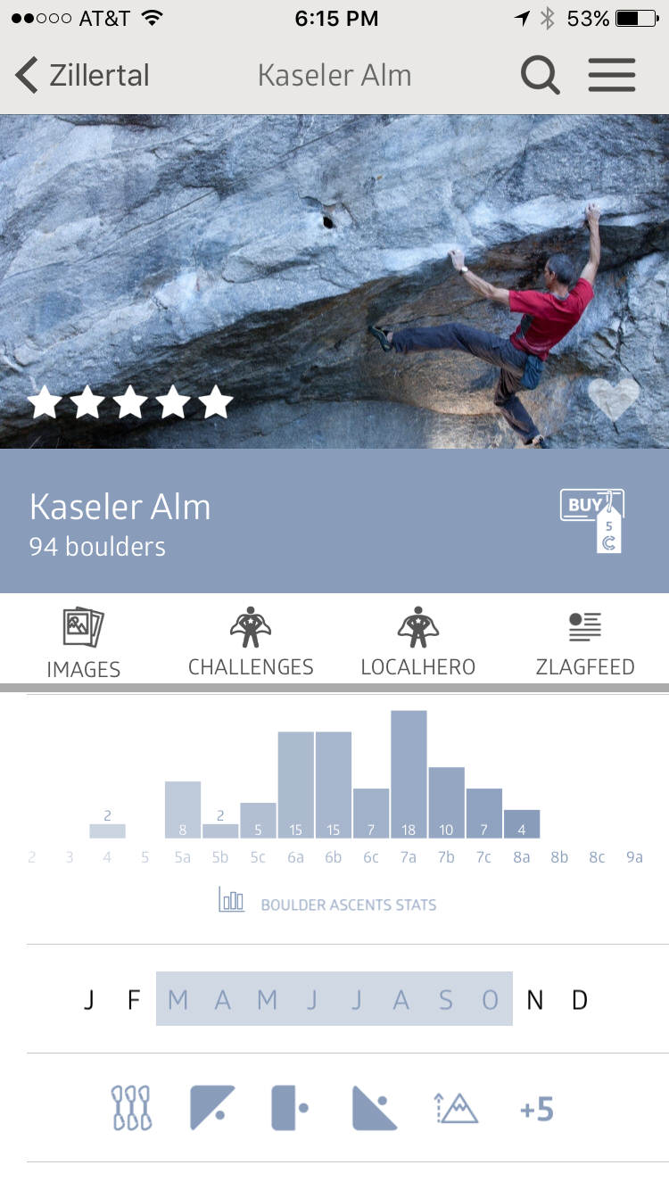 11 Climbing Apps You Should Consider!