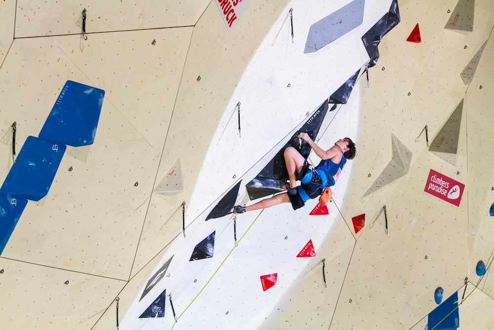 FrictionLabs Athlete Zander Waller Rock Climbing
