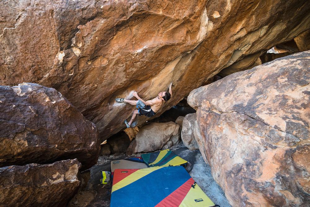 FrictionLabs Pro Sam Davis Rock Climbing