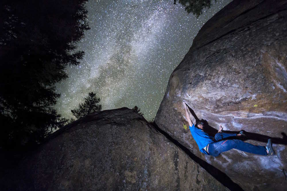 FrictionLabs Athlete Sam Sommers Rock Climbing