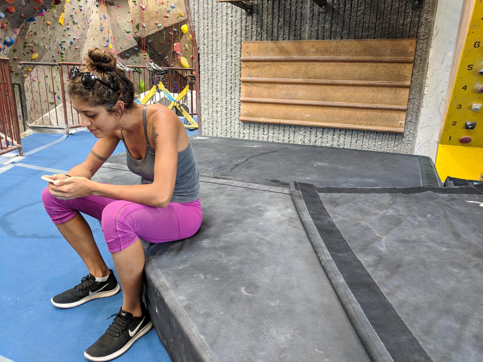 How to Make an Injured Climber 😉