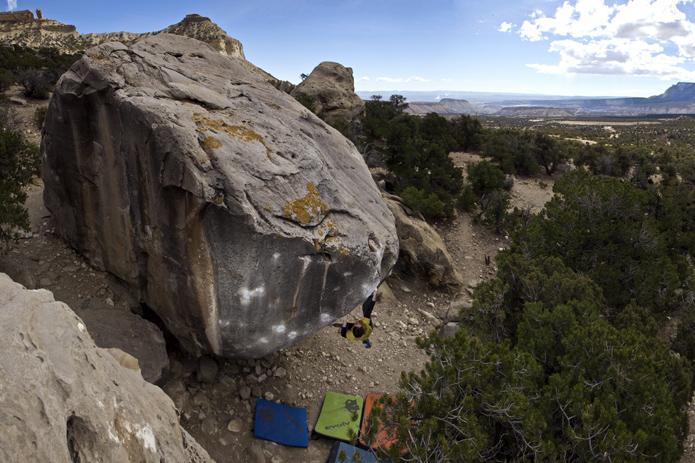 FrictionLabs Pro Ronnie Dickson Rock Climbing
