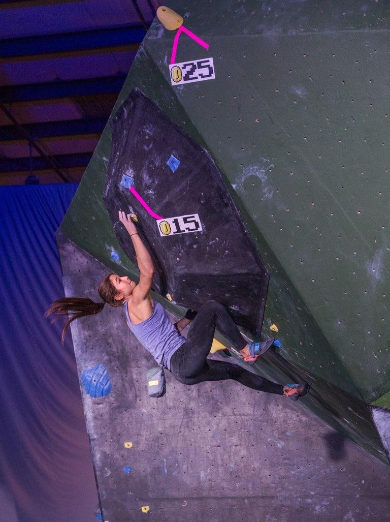 FrictionLabs Athlete Maya Madere