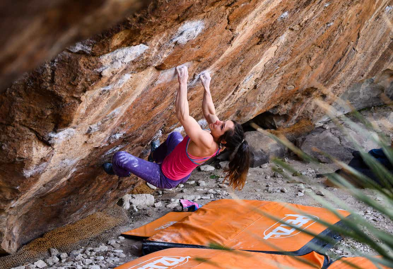 Alex Puccio - FrictionLabs Rock Climbing Chalk Pro Athlete