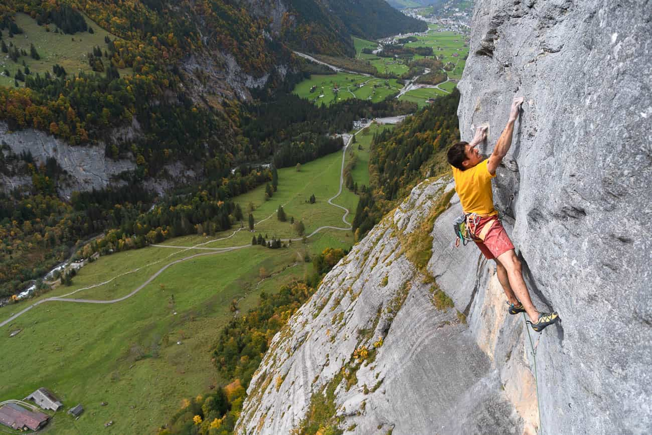 David Firnenburg, Friction Labs Pro, rock climber, rock climbing, chalk, Germany