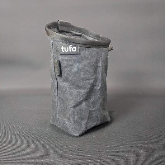 Talc Chalk Bag - Waxed Canvas Collection – TUFA Climbing