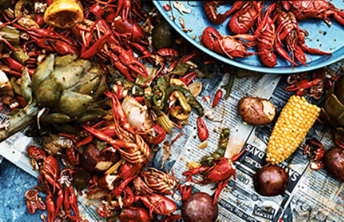 Crayfish Boil at The Doodle Bar 30th September
