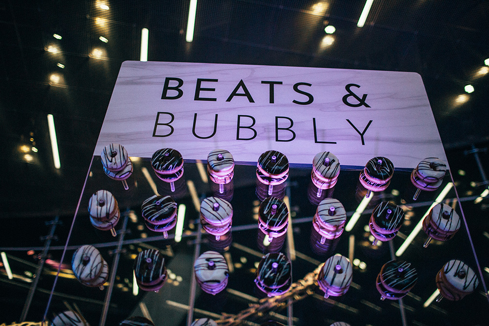 beats & bubbly