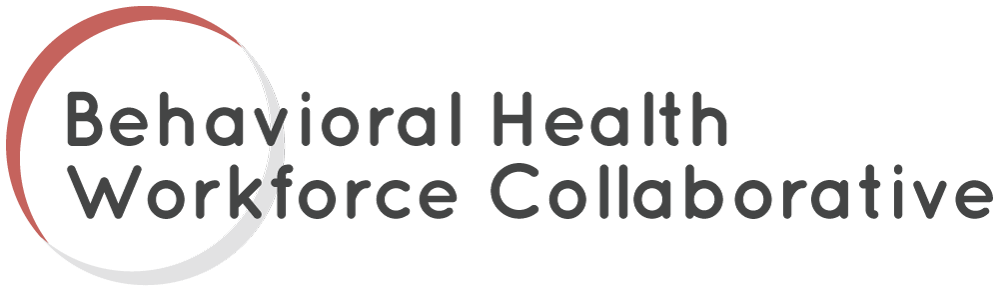Behavioral Health Workforce Collaborative Homepage