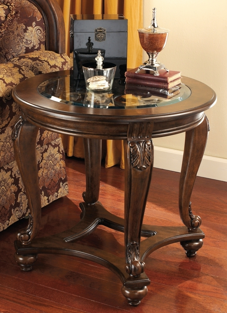 Norcastle Coffee Table By Ashley T499