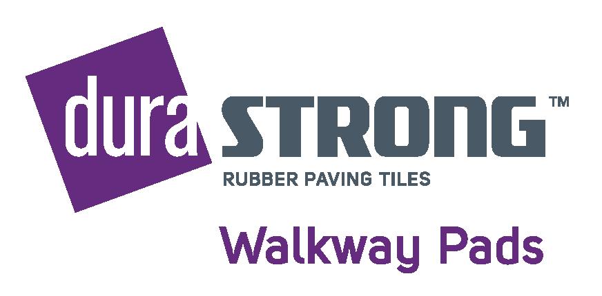 duraSTRONG walkway pads logo