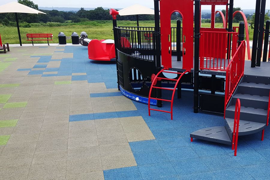 Sofsurfaces Durasafe Playground Tiles Playground