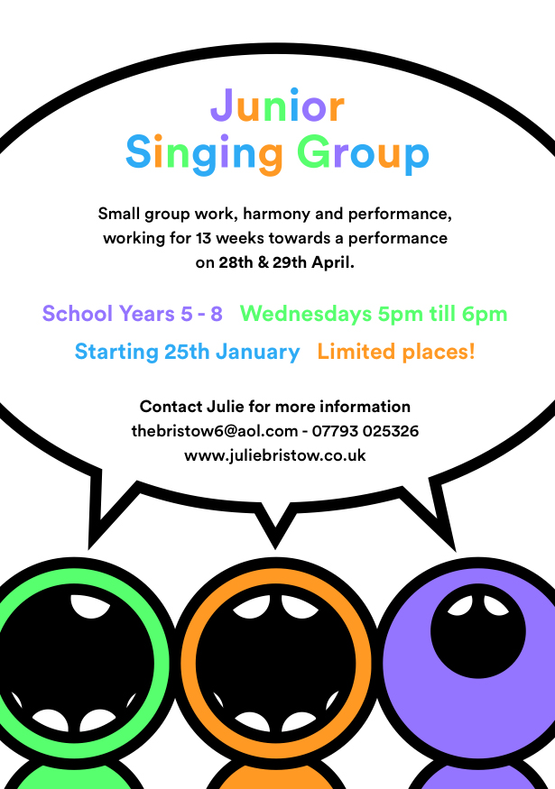Junior Singing Group