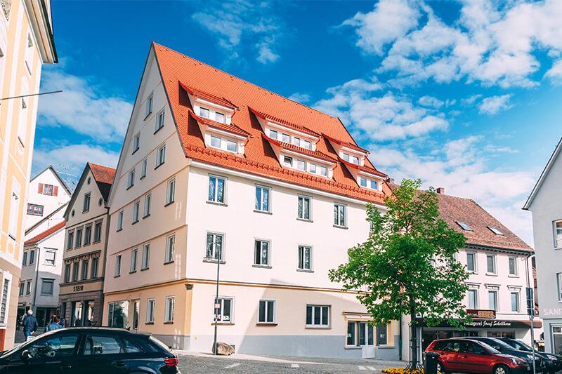 Ravensburger Spieleland Übernachtung Amtshaus Boutique Apartments