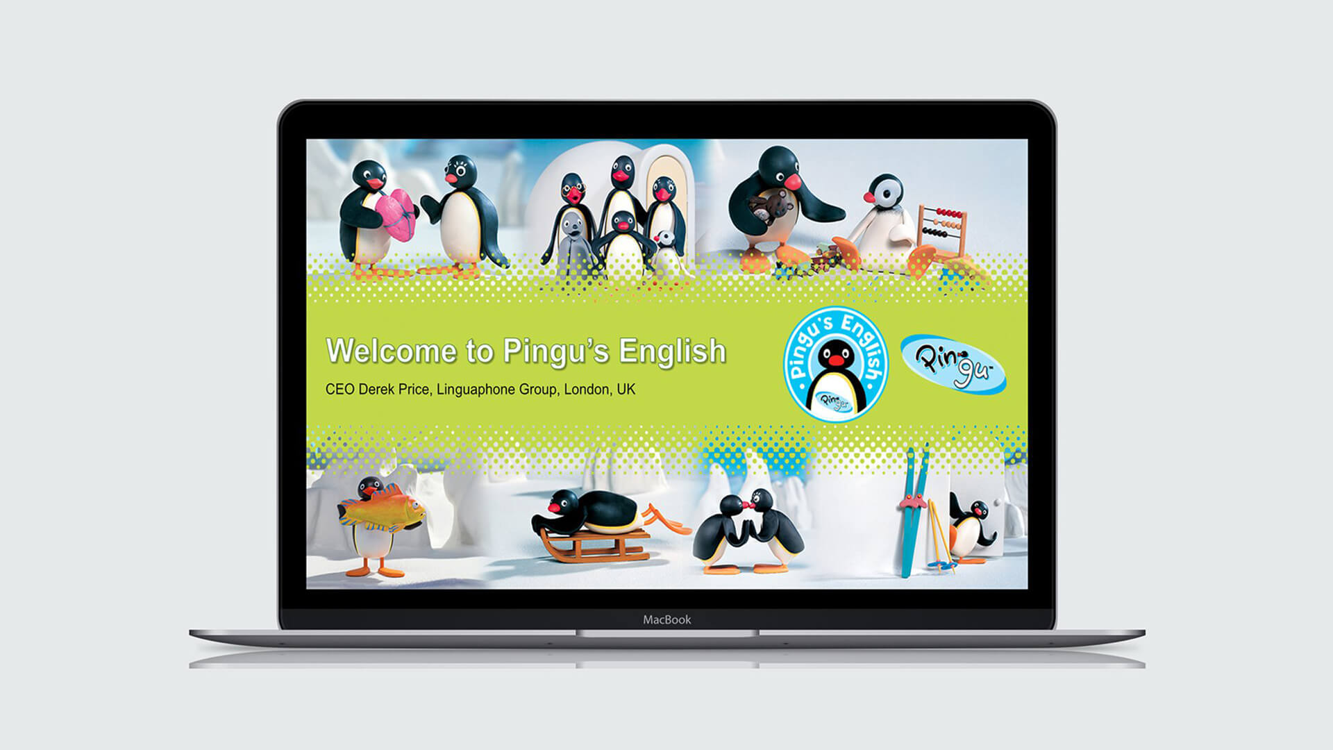 pingu's english south american language app