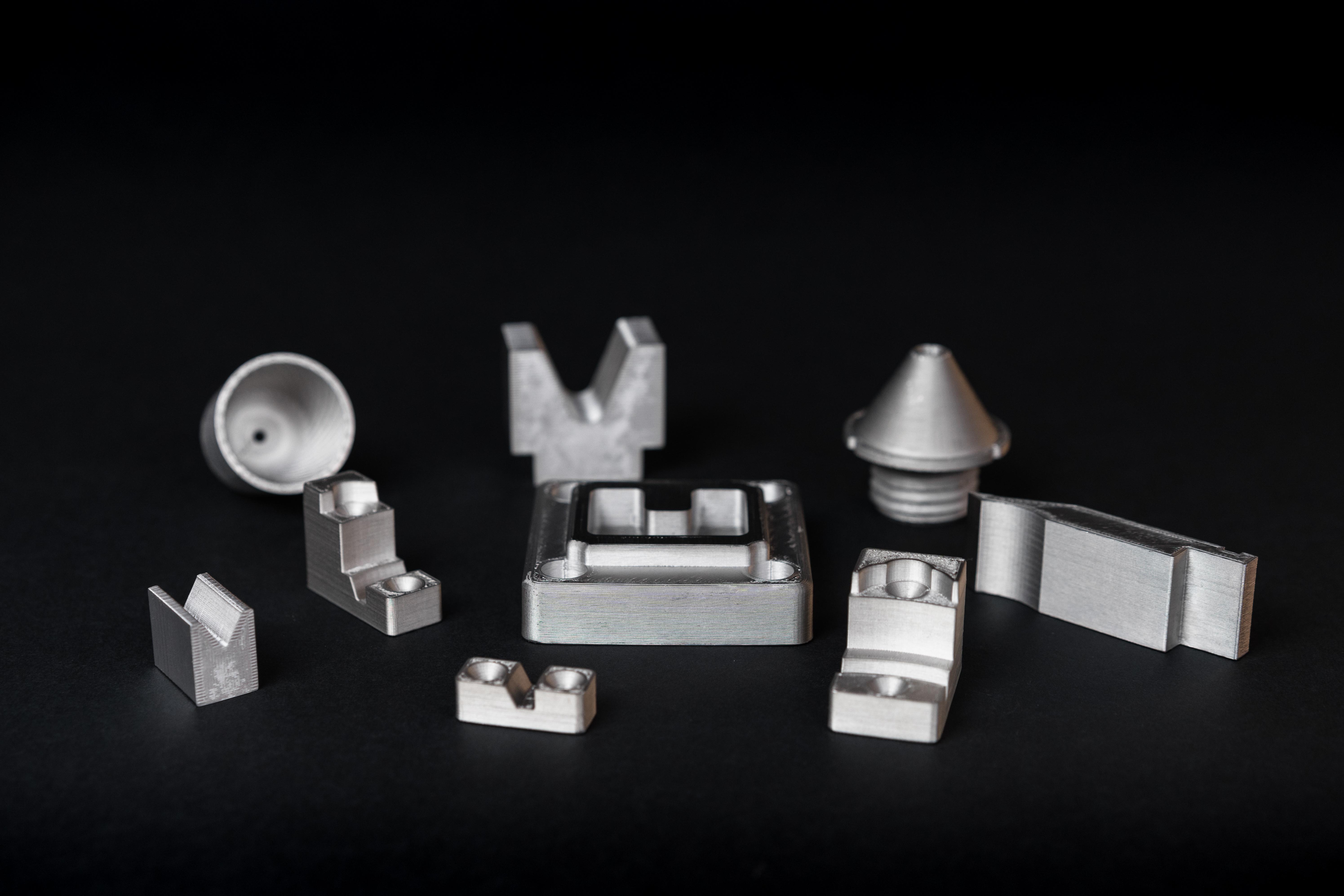 H13 tool steel metal 3D printed tools