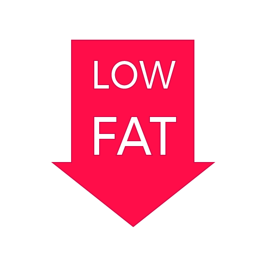 Low fat icon